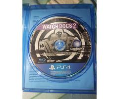 VENDO WATCH DOGS 2 PARA PS4 - Imágen 2