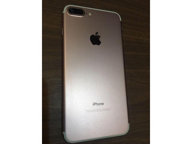 Vendo mi Iphone 7 plus  perfectas condiciones. - 1