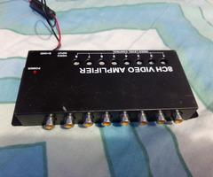 Vendo amplificador de video de 8 canales - Imágen 1