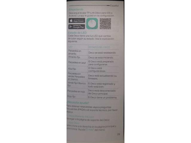Router DECO Next-Gen AX3000 MESH WIFI SYSTEM - 2